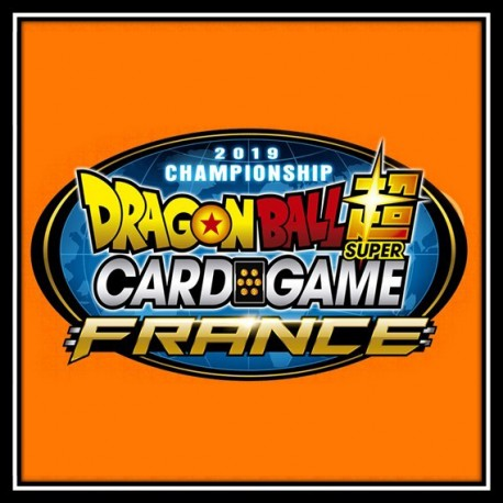 DRAGON BALL SUPER CARD GAME National 2019 - 1 person entry pass